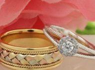 حلقه نامزدی مد روز بسیار زیبا