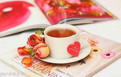 چای گل سرخ برای سلامتی معجزه می کند
