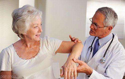 التهاب مفاصل را با تغذیه بهبود بخشید