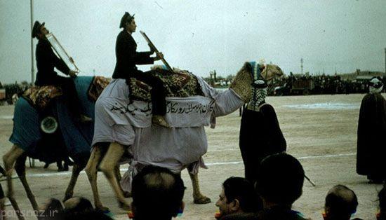 آبادان در دهه 1330 به روایت عکس