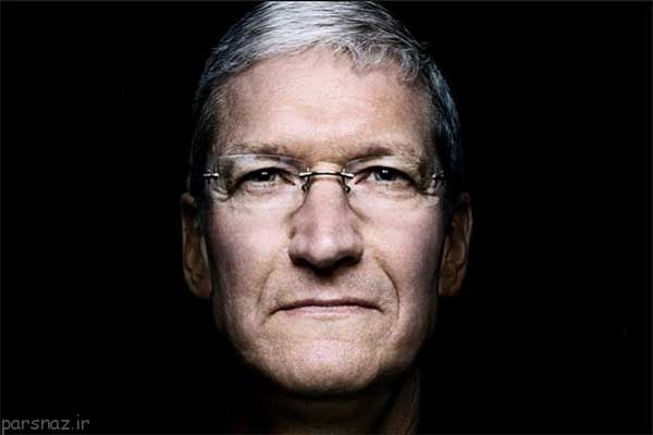 رازهای موفقیت تیم کوک مدیر عامل اپل