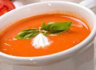 با هم سوپ گوجه فرنگی درست کنیم