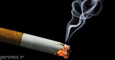 بررسی تاثیر سیگار روی قلب انسان