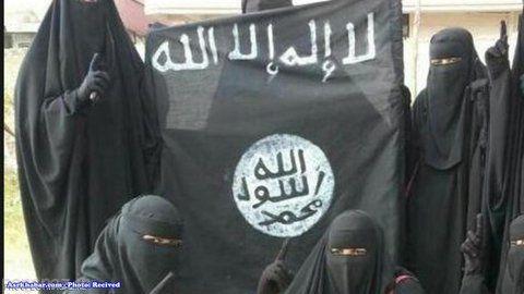 مدل انگلیسی رسما به داعش پیوست