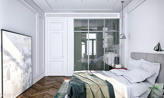 چیدن دکور منزل و ترکیب سبک کلاسیک و مدرن