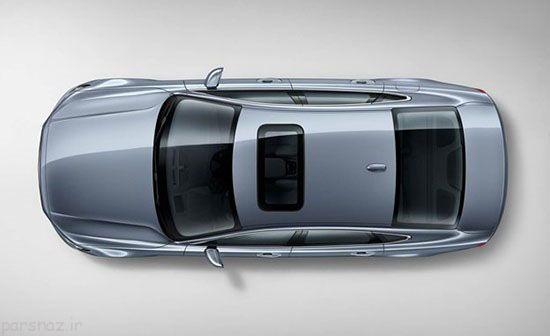 خودروی جدید ولوو تلفیقی از سلیقه و ایمنی بالا