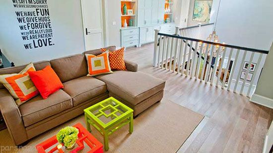 با دکوراسیون خانه خود فضای صمیمی ایجاد کنید