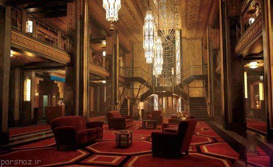 هتل ترسناک شبح ها در دبی را ببینید