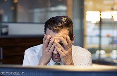 استرس و فشار عصبی برای بدن مفید است