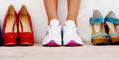 خرید کفش و نکات کاربردی برای انتخاب