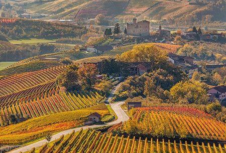 سفر پاییزی به اروپا و شهرهای زیبایش