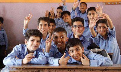 بوی ماه مهر و مدرسه و بازگشایی مدارس
