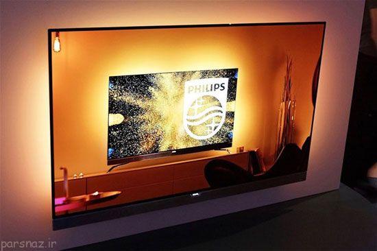 با تلویزیون جدید فیلیپس آشنا شوید