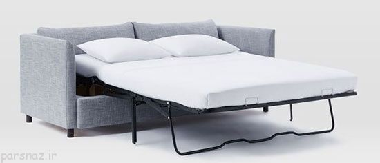 مدل های مبل که تبدیل به تختخواب می شوند