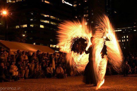 فستیوال علمی و هنری جالب و دیدنی +عکس