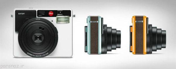 با دوربین Sofort عکس بگیرید و چاپ کنید
