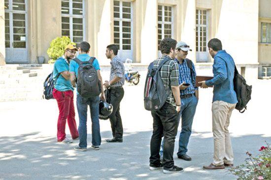 فرهنگ کار در میان جوانان ایرانی