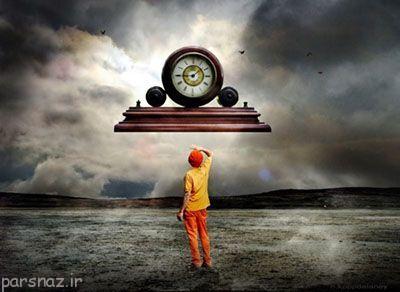 حقیقت های عجیب در فضا و زمان در ذهن انسان