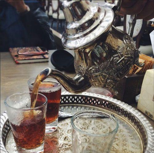 انواع چای در کشورهای مختلف دنیا