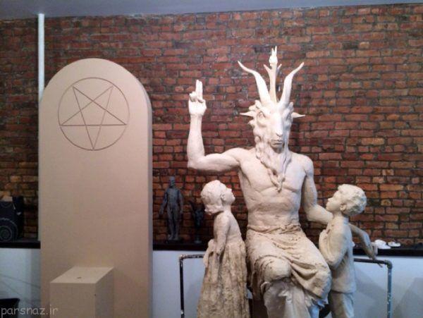 شاخه های شیطان پرستی در جهان