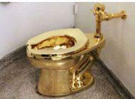 توالت از جنس طلای 18 عیار را ببینید