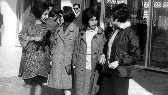افغانستان مدرن در زمان های قدیم +عکس