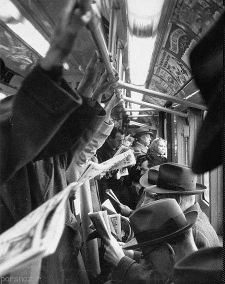 تونل زمان عکس های دیدنی از سفر به گذشته