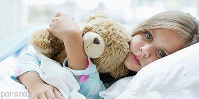 ویروس های معده کودکان را بشناسید