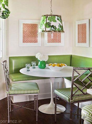 میز صبحانه خود را زیبا تزیین کنید