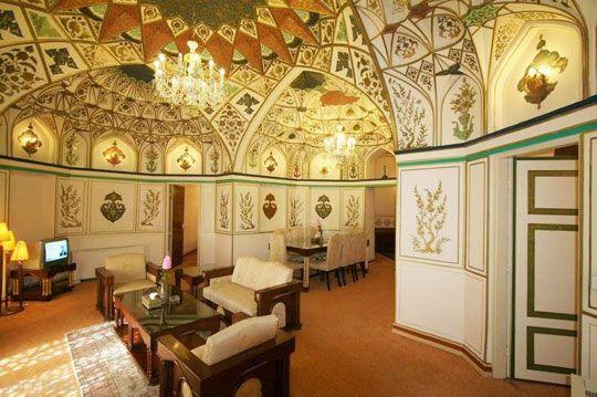 معرفی بهترین هتل های لوکس و مجلل ایران