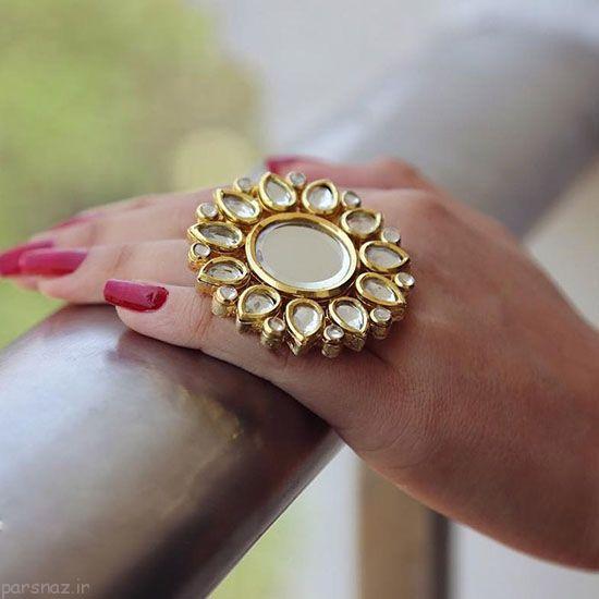 مدل زیورالات زیبای هندی از برند Ze Panache