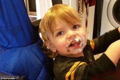 کودکی که قبل از جشن تولد خفه شد