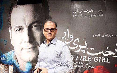 خواننده های پیشرو در موسیقی ایرانی