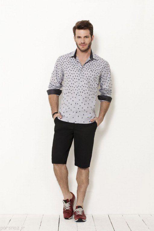 مدل جدید لباس مردانه از برند Docthos 2017