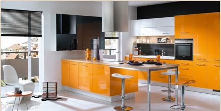 دکوراسیون آشپزخانه به سبک امروزی