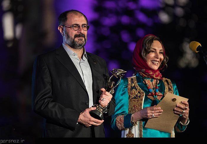 عکسهای بازیگران در جشن روز ملی سینما