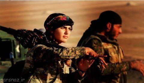 آنجلینا جولی کردها توسط گروه داعش کشته شد