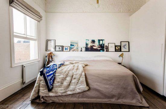 چیدمان مناسب برای اتاق خواب کوچک