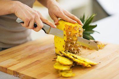 آناناس بخورید و سرحال و سالم شوید