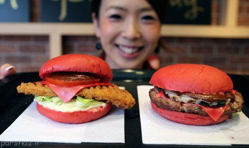 با برگر کینگ رستوران های زنجیره ای آشنا شوید