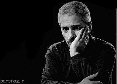 فرهاد مهراد مرد تنهای سال های گذشته