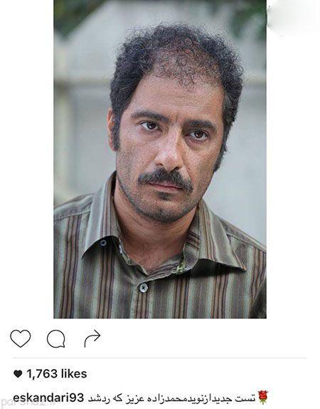 عکس خفن بازیگران و ستاره های ایرانی در فضای مجازی (103)