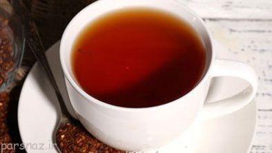 نتیجه تصویری برای نوشیدن چای بلافاصله پس از یک وعده غذایی