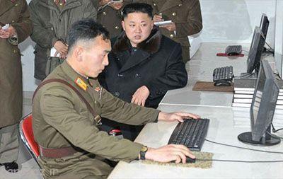 اوضاع اینترنت در کشور کره شمالی