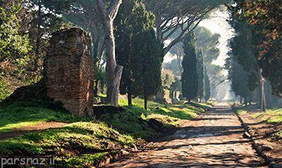 آشنایی با جاذبه های گردشگری شهر رم