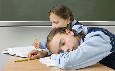 خواب کافی برای دانش آموزان چقدر است؟