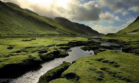 مکان های طبیعی بکر در جهان را ببینید