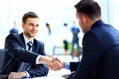 رفتار مناسب برای اولین ملاقات استخدام