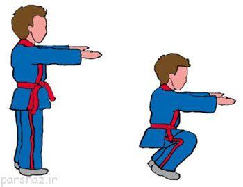 پای پرانتزی با ورزش و تمرین درمان می شود