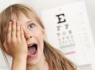 معاینه چشم در دانش اموزان را جدی بگیرید